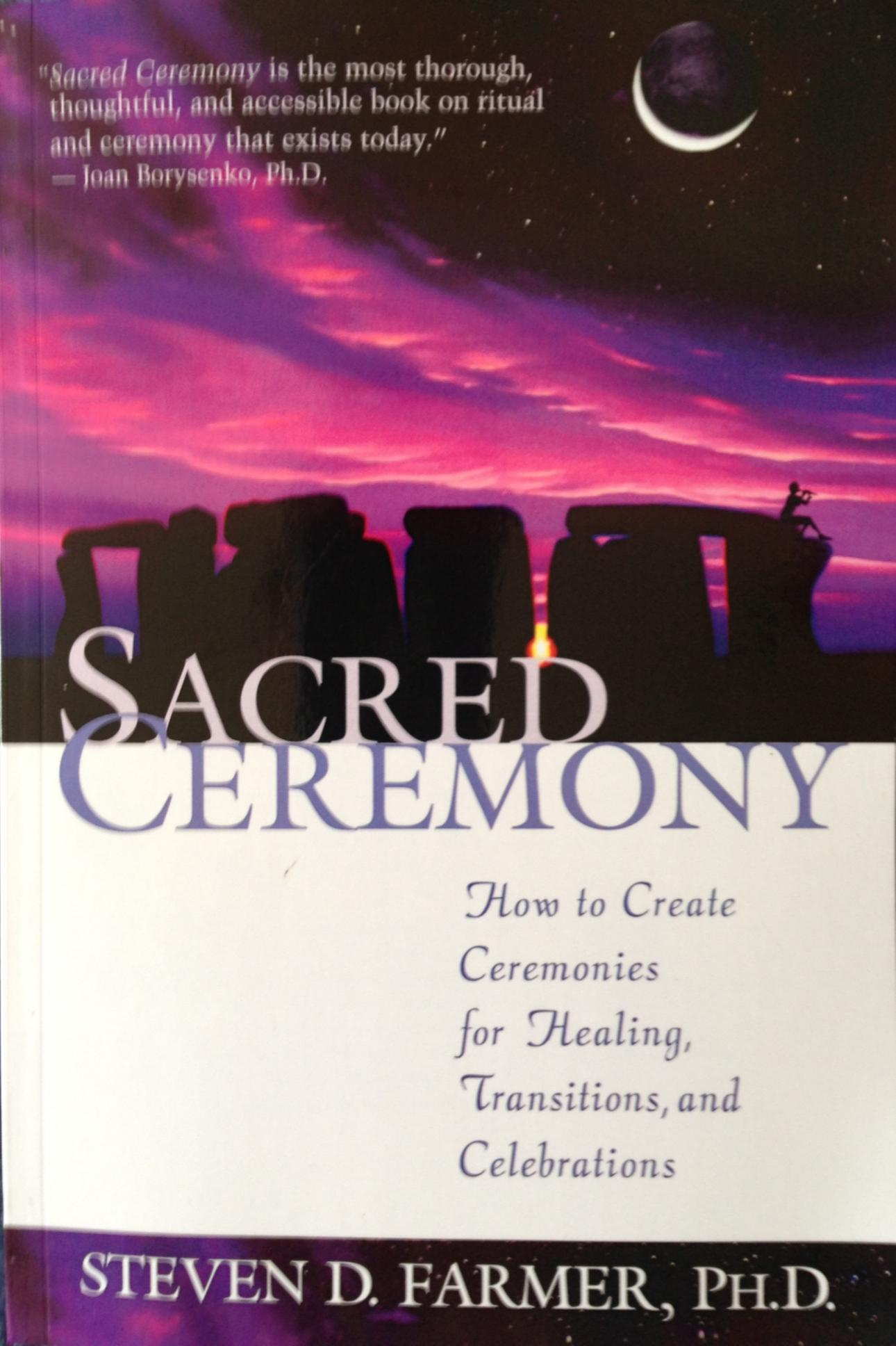 Sacred Ceremony Book