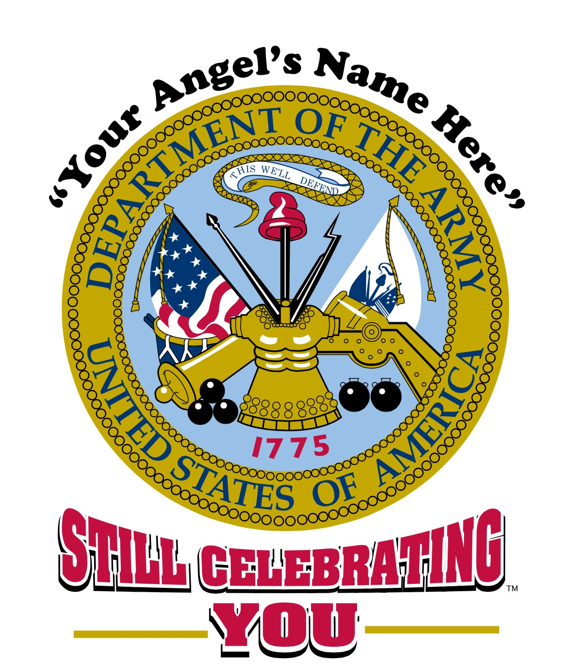 Army - yr angel here